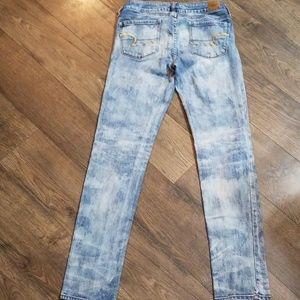 Women's American Eagle jeans size 6 skinny